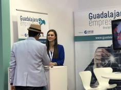 'Guadalajara Empresarial' ofrece asesoramiento desde el SIL de Barcelona