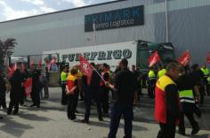 DHL Primark de Torija retoma la huelga tras no alcanzar un acuerdo con la dirección
