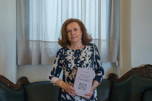Aurora Egido, elegida miembro de la Academia Europaea