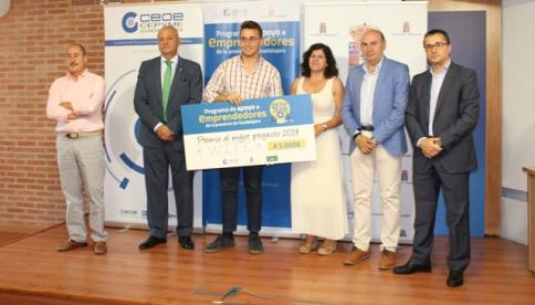 Wite gana los 3.000 euros del programa de apoyo a emprendedores de la provincia