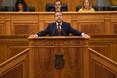 Page resta credibilidad a Núñez si no se aleja de Cospedal