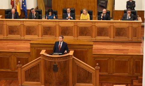 Page es reelegido presidente de Castilla-La Mancha gracias a su mayoría absoluta