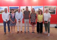 Inaugurada en Sigüenza la exposición 'Andar y ver la provincia de Guadalajara' de Nacho Abascal