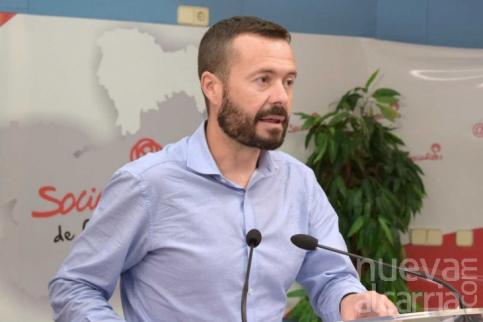 José Luis Escudero será el nuevo consejero de Desarrollo Sostenible