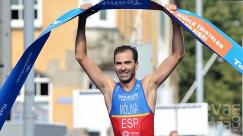 Dani Molina, Medalla de Oro al Mérito Deportivo 2018