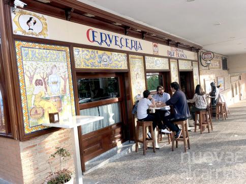 Cervecería Cruz Blanca, especialistas en Cruzcampo