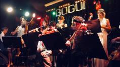 Este viernes, actuación del grupo Hollywood Band en el Palacio del Infantado