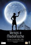 'Versos a Medianoche' estrenará el miércoles ubicación en el Patio de los Leones