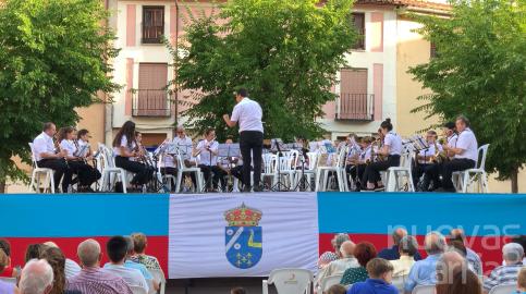 Apoyo de la Junta de Comunidades al Aula de Música de Molina