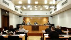 La Mesa de las Cortes propone crear ocho comisiones permanentes y dos no permanentes durante la X Legislatura