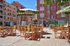 Rodilla, servicio y cercanía también en su terraza de verano