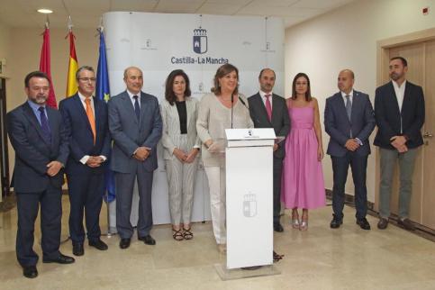 González Lajas seguirá al frente del Instituto de Finanzas de Castilla-La Mancha