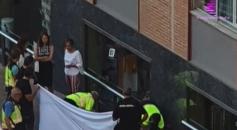 El hombre fallecido el sábado en la calle Sigüenza murió de un infarto