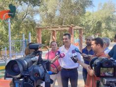 Román pedirá en el Senado la reversión de la propiedad de las cárceles de Guadalajara al Ayuntamiento