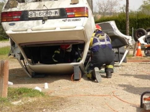 El 112 C-LM ha coordinado la atención en 81 accidentes de tráfico graves durante el primer semestre de 2019