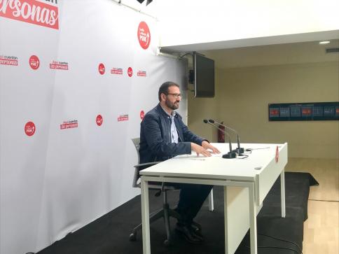 PSOE CLM ofrece a PP CLM ir juntos contra la PNL 'popular' que pide no meter a ribereños en comisión del trasvase