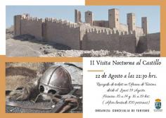 II Visita nocturna al castillo de Molina de Aragón