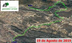 XIII Jornada cicloturista por los pueblos del incendio de Guadalajara