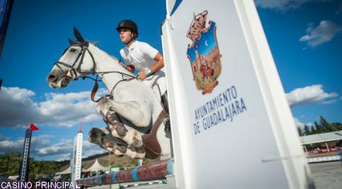 El Casino vuelve a organizar el Concurso Hípico de Salto Nacional