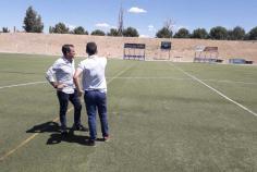El Ayuntamiento de Alovera toma contacto con los clubes deportivos de la localidad