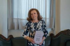 Aurora Egido recibe este jueves el Premio Internacional Menéndez Pelayo y la Medalla de Honor