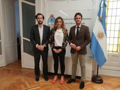 'Guadalajara Empresarial' se reúne con las embajadas de Suecia y Argentina