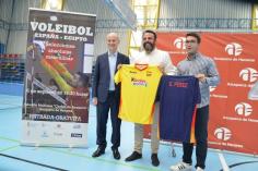 Azuqueca acogerá el 6 de septiembre el partido de voleibol de España y Egipto, que tendrá entrada libre