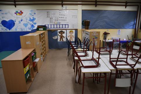 Más de 421.000 alumnos y 300 profesores más que el anterior empiezan el curso escolar