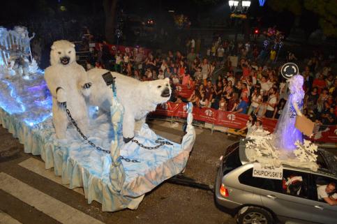 Aplazado el desfile de carrozas de Azuqueca
