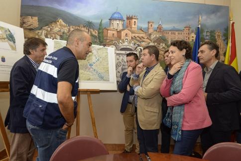 El consejo de Gobierno pedirá la declaración de zona catastrófica para el sureste de Albacete