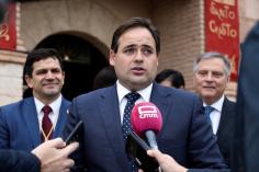 El PP solicitará este lunes en las Cortes la declaración de Zona Catastrófica para el sureste de Castilla-La Mancha