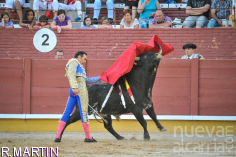 El Cid sustituye hoy a Curro de la Casa en la última de abono