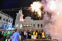 Guadalajara se despide de sus fiestas triunfando sobre la lluvia