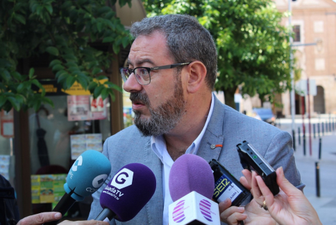 Eusebio Robles agradece la labor de todos los efectivos que trabajaron en solventar las incidencias de DANA