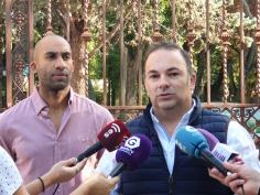 El Grupo Popular insta al Ayuntamiento a que continúe con el proyecto de ensanchar las aceras y asfaltar el paseo de San Roque