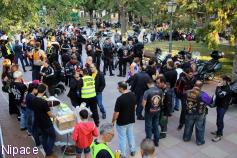 VI Ruta Motera de los Ángeles Guardianes a favor de Nipace