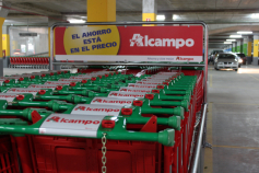 Alcampo busca 1.185 personas para la campaña de Navidad, 40 en Castilla-La Mancha