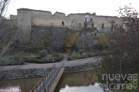 Salen a licitación las obras para la rehabilitación del Alcázar Real de Guadalajara