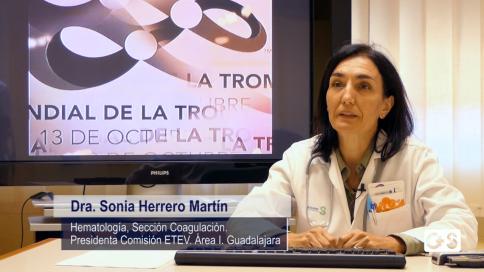 El Hospital elabora un vídeo para apoyar la prevención de la enfermedad tromboembólica