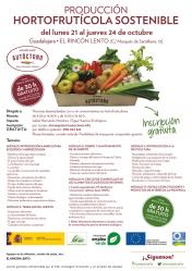 Autóctono, Escuela Rural promueve un curso de hortofruticultura sostenible en Guadalajara