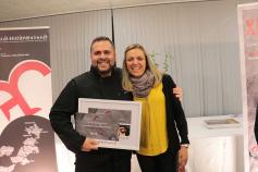 Ruben Urbano se trae a Sigüenza el premio al pIncho Más Original de la Red de Ciudades y Villas Medievales