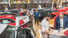 El Salón del Automóvil cierra con récord de ventas y 160 operaciones de compra