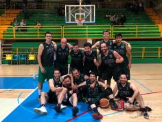 Basket Golfitos, primer líder de la liga de baloncesto provincial