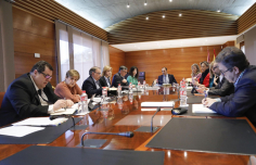 El pleno de las Cortes debatirá este jueves las enmiendas a la totalidad de los Presupuestos de 2020