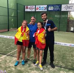 La cabanillera Águeda Pérez se proclama campeona del mundo por segunda vez