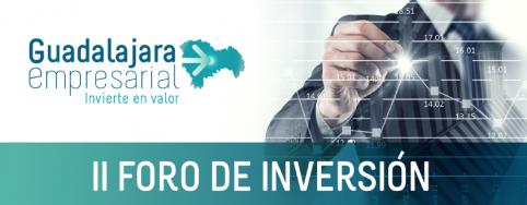 El IIº Encuentro de Inversión de Guadalajara se celebrará el 6 de noviembre