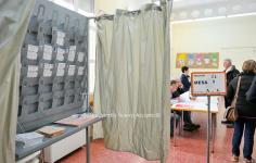 La participación en Guadalajara se sitúa en el 58,58%, cuatro puntos menos que en abril