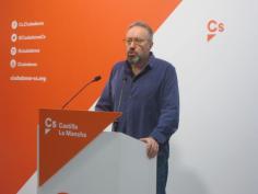 Girauta, cabeza de lista por Toledo, deja la política tras la salida de Rivera - nueva alcarria