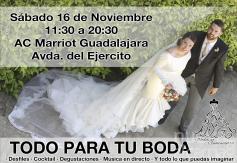 El Hotel AC acoge la Iª Wedding Guadalajara