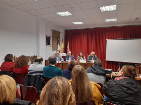 Junta y agentes sociales ultiman el Pacto contra la Despoblación